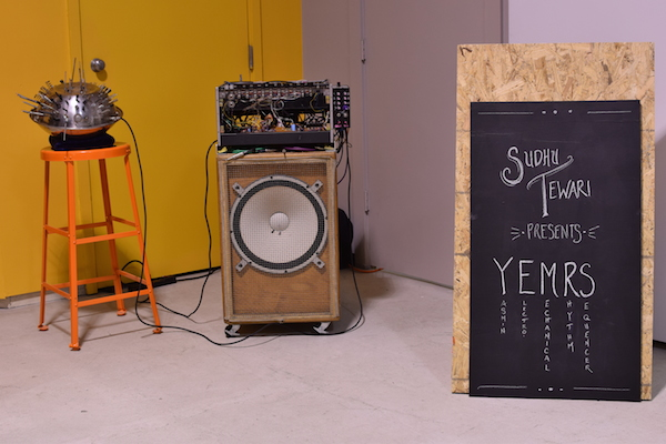 YEMRS at 180 studios Open House